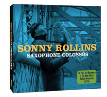 Load image into Gallery viewer, SONNY ROLLINS: SAXOPHONE COLOSSUS (2 CDS)