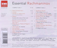 Load image into Gallery viewer, ESSENTIAL RACHMANINOV (2 CDs)