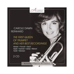 CAROLE DAWN REINHART: The First Queen Of Trumpet & Her Best Recordings (2 CDs)