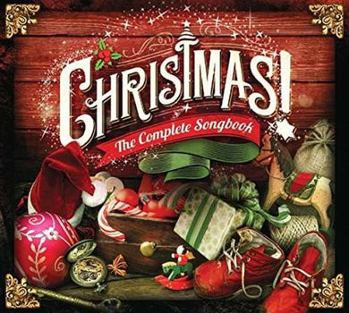 CHRISTMAS - THE COMPLETE SONGBOOK : Kim Wilde & Rick Astley, Don McLean, Air Supply, Frank Sinatra, Charles Brown (3 CDS)