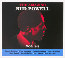 Load image into Gallery viewer, THE AMAZING BUD POWELL (3 CDs)