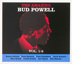 THE AMAZING BUD POWELL (3 CDs)
