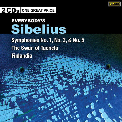 EVERYBODY'S SIBELIUS: Symphonies No.1, 2 & 5; The Swan Of Tuonela (2 CDs)