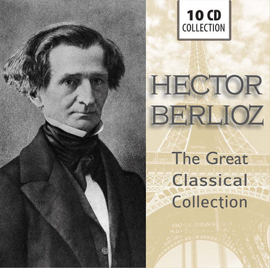 BERLIOZ: THE GREAT CLASSICAL COLLECTION (10 CDS)