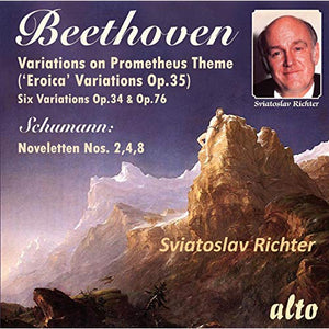 BEETHOVEN: EROICA VARIATIONS - RICHTER