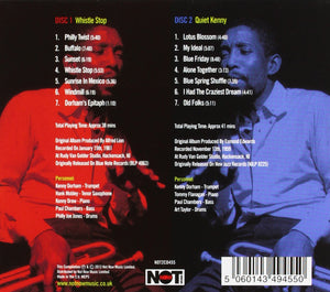 KENNY DORHAM: WHISTLE STOP (2 CDs)