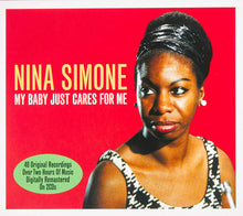 Load image into Gallery viewer, NINA SIMONE: My Baby Just Cares For Me (2 CDS)