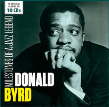 Load image into Gallery viewer, DONALD BYRD: Milestones Of A Jazz Legend (10 CDS)