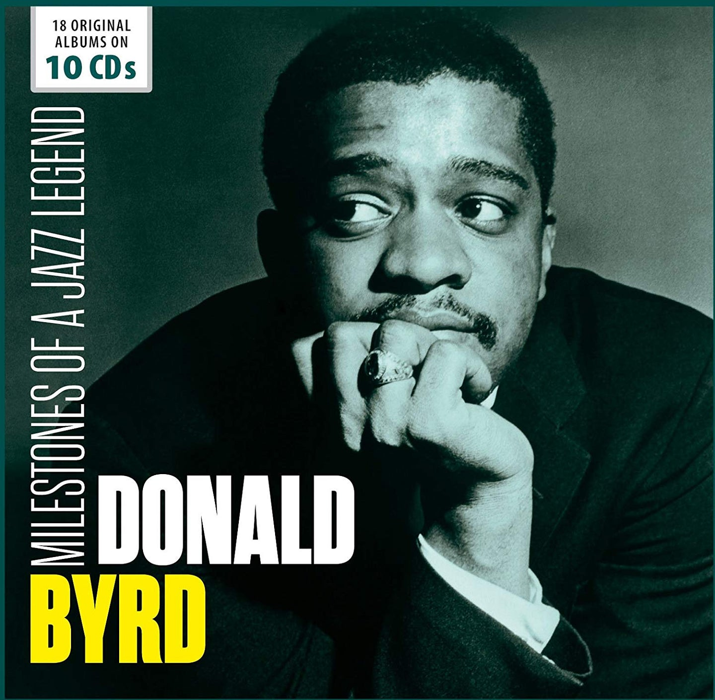 DONALD BYRD: Milestones Of A Jazz Legend (10 CDS)