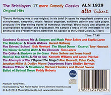 Load image into Gallery viewer, THE BRICKLAYER - 17 COMEDY CLASSICS