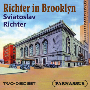 RICHTER IN BROOKLYN (2 CDS)