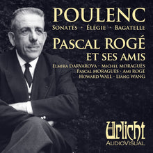 Load image into Gallery viewer, POULENC: CHAMBER MUSIC - PASCAL ROGE ET SES AMIS