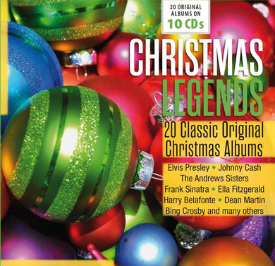 CHRISTMAS LEGENDS (10 CDS)