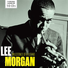 Load image into Gallery viewer, LEE MORGAN: Milestones Of A Legend (10 CDS)