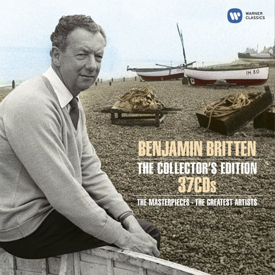BRITTEN: THE COLLECTORS EDITION (37 CDs)
