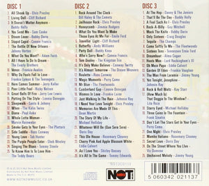 NO. 1 HITS OF THE '50S (3 CDS)
