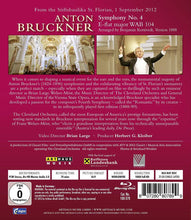 Load image into Gallery viewer, BRUCKNER: SYMPHONY NO. 4 (BLU RAY) - CLEVELAND ORCHESTRA; WELSER-MOST