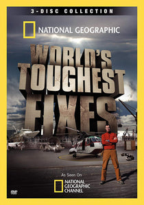 NATIONAL GEOGRAPHIC: WORLD'S TOUGHEST FIXES (3 DVDS)
