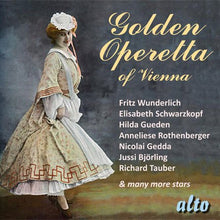 Load image into Gallery viewer, GOLDEN OPERETTA OF VIENNA