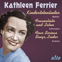 Load image into Gallery viewer, KATHLEEN FERRIER SINGS LIEDER