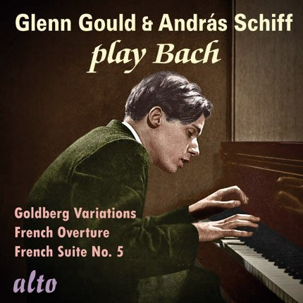 GOULD AND SCHIFF PLAY BACH