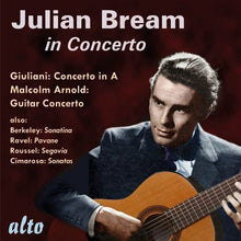 Load image into Gallery viewer, JULIAN BREAM...IN CONCERTO