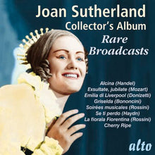 Load image into Gallery viewer, JOAN SUTHERLAND: RARE BROADCASTS