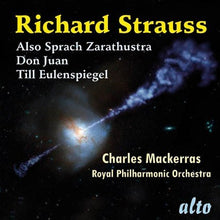 Load image into Gallery viewer, STRAUSS, R: TONE POEMS (ALSO SPRACH ZARATHUSTRA, DON JUAN, TILL EULENSPIEGEL) - MACKERRAS, ROYAL PHILHARMONIC
