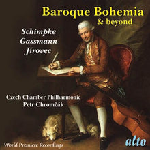 Load image into Gallery viewer, BAROQUE BOHEMIA & BEYOND, VOLUME 6 - CZECH CHAMBER PHILHARMONIC
