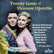 Load image into Gallery viewer, TWENTY GEMS OF VIENNESE OPERETTA