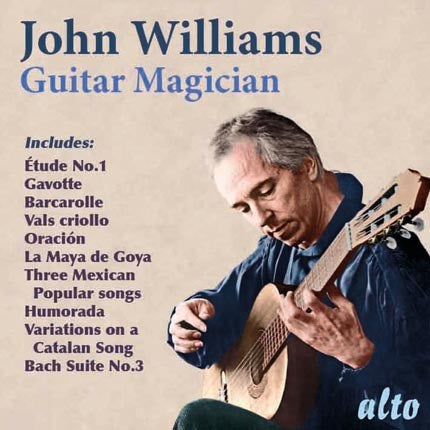 JOHN WILLIAMS: GUITAR MAGICIAN