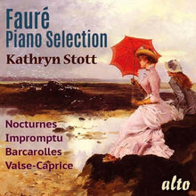 Load image into Gallery viewer, FAURE: PIANO SELECTION - KATHRYN STOTT