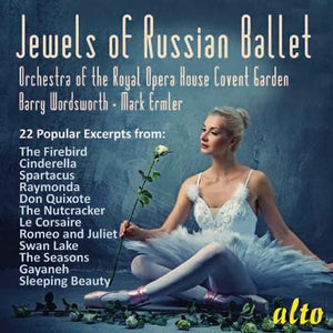 JEWELS OF RUSSIAN BALLET - ROYAL OPERA HOUSE ORCHESTRA
