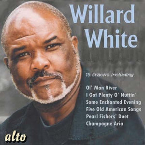 WILLARD WHITE IN CONCERT