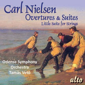 NIELSEN: OVERTURES AND SUITES - ODENSE SYMPHONY ORCHESTRA, VETO