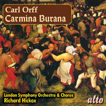 Load image into Gallery viewer, ORFF: CARMINA BURANA - HICKOX, LONDON SYMPHONY