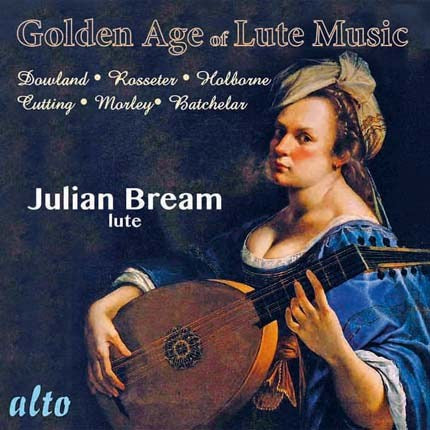 THE GOLDEN AGE OF LUTE MUSIC - JULIAN BREAM