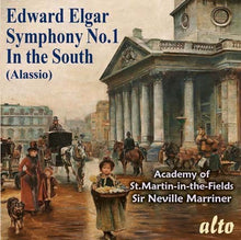 Load image into Gallery viewer, ELGAR: SYMPHONY NO.1; IN THE SOUTH - ACADEMY OF ST. MARTIN IN THE FIELDS, MARRINER