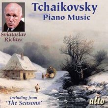Load image into Gallery viewer, TCHAIKOVSKY: PIANO MUSIC - SVIATOSLAV RICHTER