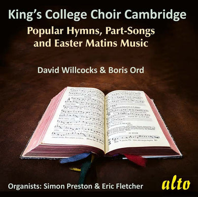 HYMNS, SONGS AND EASTER MATINS - KING'S COLLEGE CHOIR