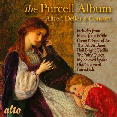 ALFRED DELLER & THE DELLER CONSORT: The Purcell Album