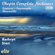Load image into Gallery viewer, CHOPIN: COMPLETE NOCTURNES - KATHRYN STOTT (2 CDS)