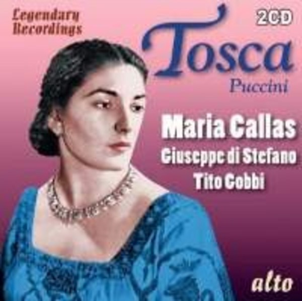 PUCCINI: TOSCA PLUS CALLAS SINGS PUCCINI (2 CDS)