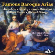 Load image into Gallery viewer, FAVOURITE BAROQUE ARIAS - KING'S CONSORT