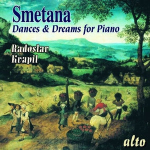 SMETANA: DANCES & DREAMS FOR PIANO - KVAPIL