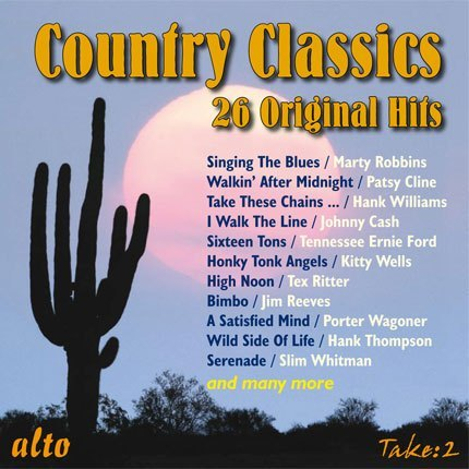 COUNTRY CLASSICS: 26 ORIGINAL HITS
