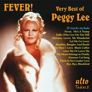FEVER: THE VERY BEST OF PEGGY LEE