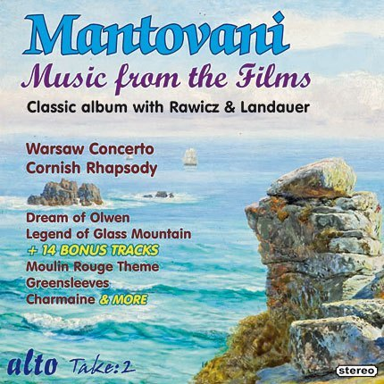 MANTOVANI & HIS ORCHESTRA: MUSIC FROM THE FILMS