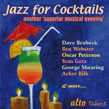 Load image into Gallery viewer, JAZZ FOR COCKTAILS 2 - ANOTHER SUPERIOR MUSICAL EVENING