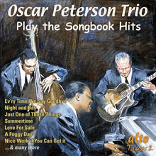 Load image into Gallery viewer, OSCAR PETERSON TRIO PLAY THE SONGBOOK HITS
